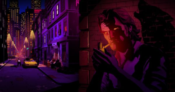 Fables Comic Game The Wolf Among Us First Screenshots The Wolf Among Us Fables Comic Wolf
