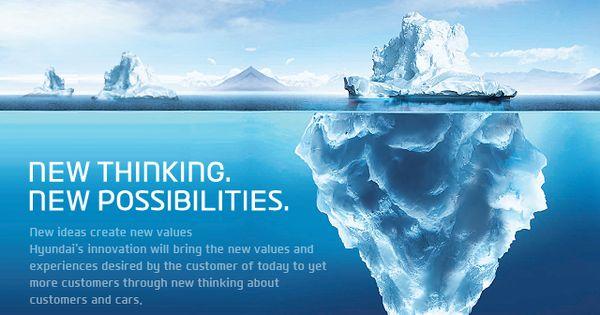 Hyundai brand slogan brand ideas and values pinterest