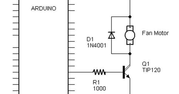 arduinotip120motor png  436 u00d7327