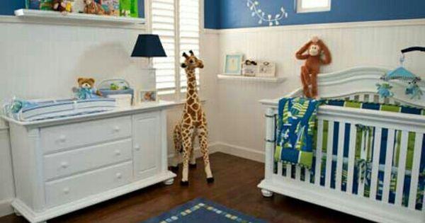 Nursery Ideas Nurseries And Cute Monkey On Pinterest