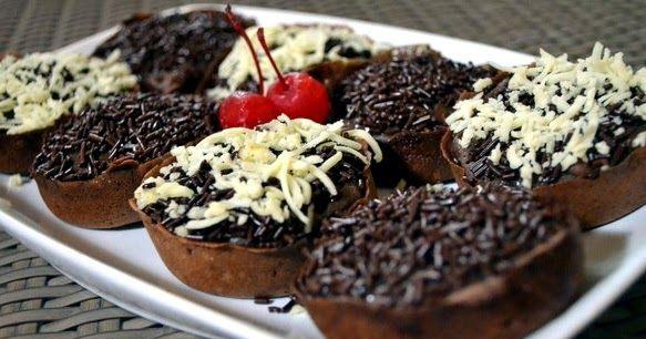 Resep Martabak Manis Mini Full Toping Istimewa Makanan Resep Makanan Manis