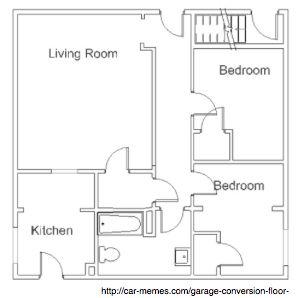 2 Bedroom Garage Conversion Double Garage Convert Garage To Bedroom Double Garage Converted Garage