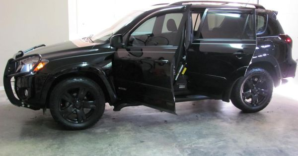 Lift Kits For Jeeps >> rav4 doors open | Gen3 Rav4 | Pinterest | Toyota, Toyota rav and Cars