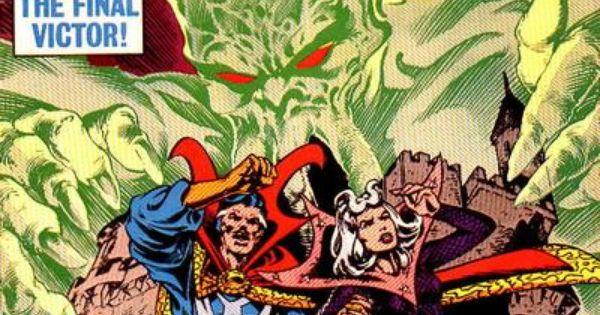 Doctor strange (vol 3) élégant supreme #54 (vryfn minus (vfn americano