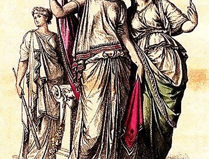 Le costume f minin en gr ce gr ce pinterest gr ce recherche et d guisements - Deguisement grece antique ...