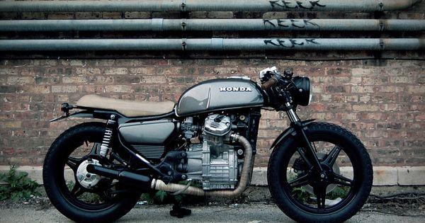 1978 Honda motorcycle