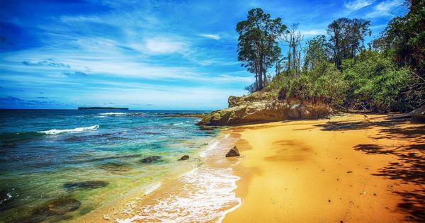 A look at India's beautiful Andaman and Nicobar Islands ...