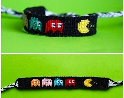 12 Geeky DIY Friendship Bracelets