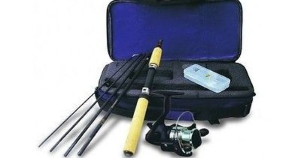 Fishing rod telescopic collapsible travel portable for Best collapsible fishing rod