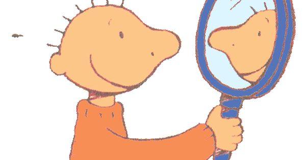 Jules in de spiegel   Thema, Lichaam, Het lichaam