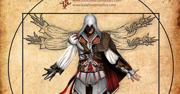 Assassin's Creed 2 by ~kalath666 on deviantART | Fantasy ...
