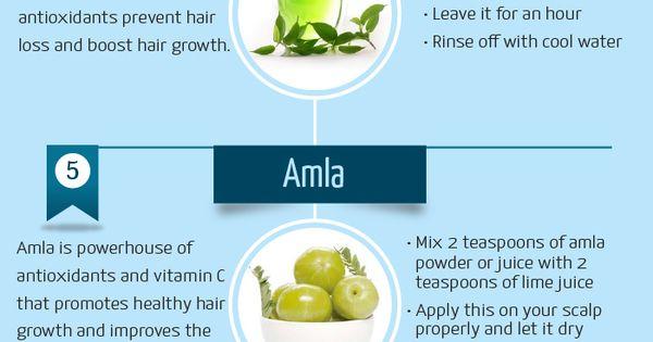 Natural Hair Growth Remedies.