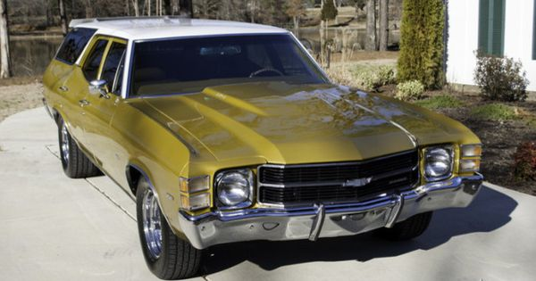1971 Chevrolet Chevelle Station Wagon For Sale Hemmings Motor News Station Wagon Station Wagon Cars Chevrolet Chevelle