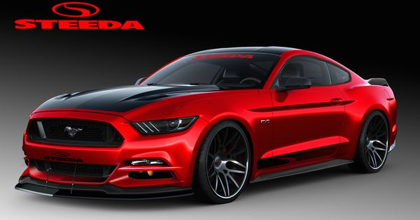 Cars Of Ford >> 2015 STEEDA Q750 STREETFIGHTER | Mustang, Steeda | Pinterest | Cars, Ford and Ford mustang