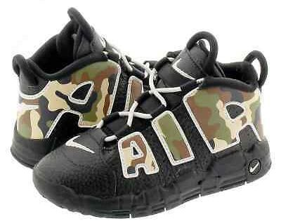 Sponsored)eBay NIKE AIR MORE UPTEMPO QS TD YOUTH SHOES