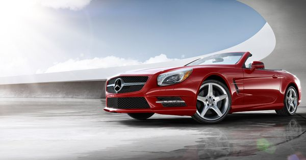 2013 mercedes benz sl the car to own the epitome of for Who owns mercedes benz now