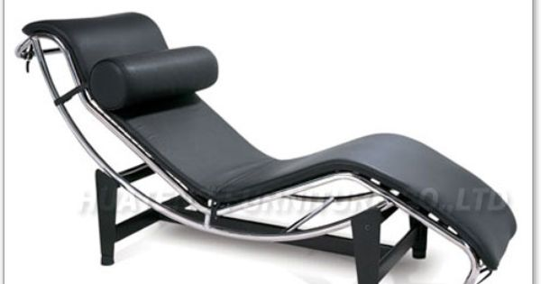 Chaise Longue By Le Corbusier 1928 Benefits Of The Machine Age Included The Development Of Too Lc4 Chaise Lounge Corbusier Furniture Le Corbusier