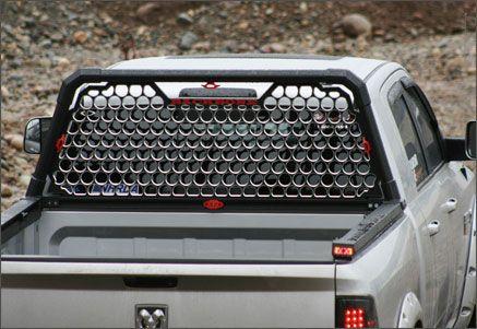 backbone truck racks pickup truck