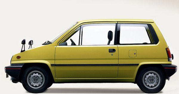 Honda City E Mk1 Publicity Photo ホンダ シティ Honda City