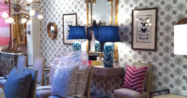 Girly Decor Explosion At Great Jones Home In Seattle Young Wallpaper Plus Old Like Frenchy