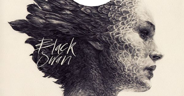 Natalie Portman (Black Swan), Little White Lies cover—by Rupert Smissen