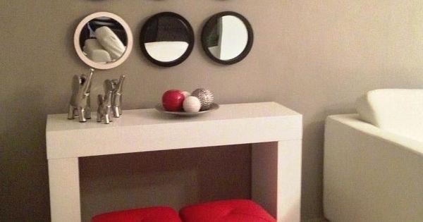Decora home pr home decor pinterest modern console - Sweet home decora ...