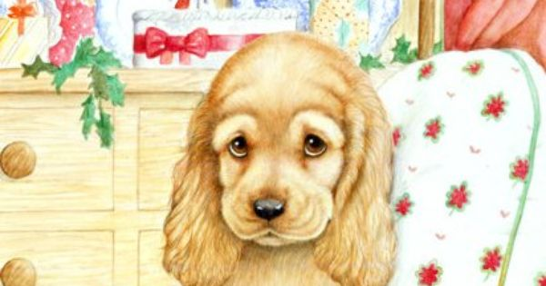 Cocker miss | Cocker Spaniel and Cocker Spaniel Art ...
