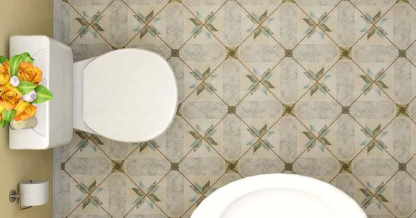 Merola Tile Pompei Star Blue 9 3 4 In X 9 3 4 In Porcelain Floor And Wall Tile 11 11 Sq Ft Case Fcd10psb The Home Depot Merola Tile Floor And Wall Tile Wall Tiles