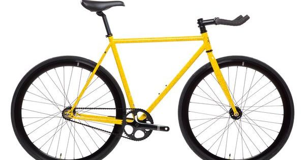 8597041d3 The Simpsons X State Bicycle Co. - Springfield Character Wrap Bike (4130  Core-Line)