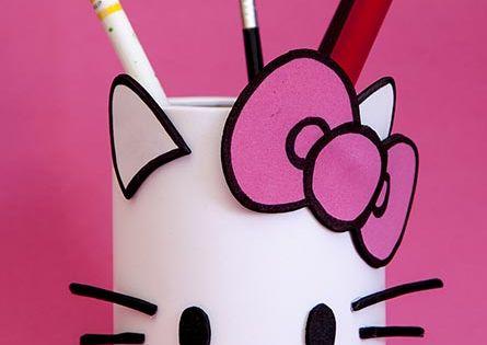 _0003_2 | goma eva o foamy | Pinterest | Hello Kitty, Artesanías De