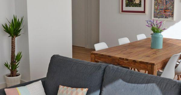 Post hogares de nuestros lectores piso en zaragoza for Decoracion interiores pisos pequenos
