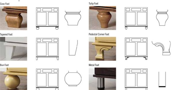 Toe kick base options kitchen cabinets glazed cabinets mid continent cabinetry our - Kitchen cabinet toe kick options ...