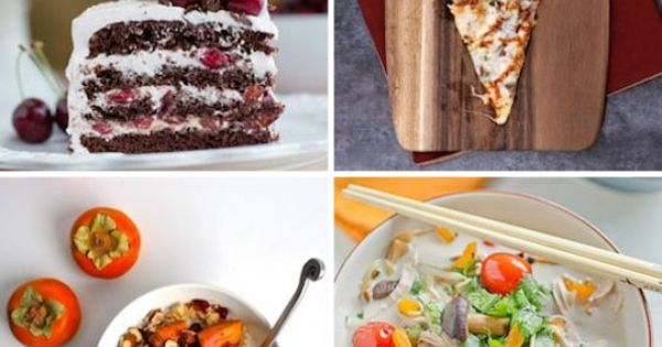 Turkey soup, Overnight oats and Pomegranates on Pinterest