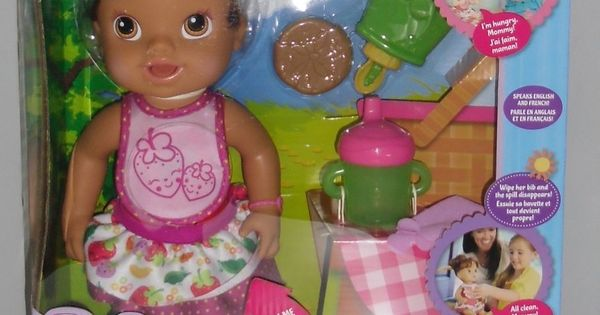 Baby Alive Snack N Spill Baby Baby Alive Pinterest