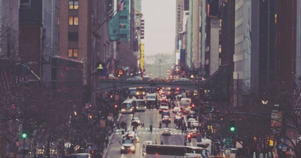 New York: city streets are the real runways