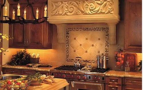 country kitchen backsplash ideas pictures french country