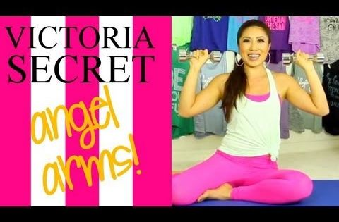 VS Angel Arm Slimming Workout imdead blogilates