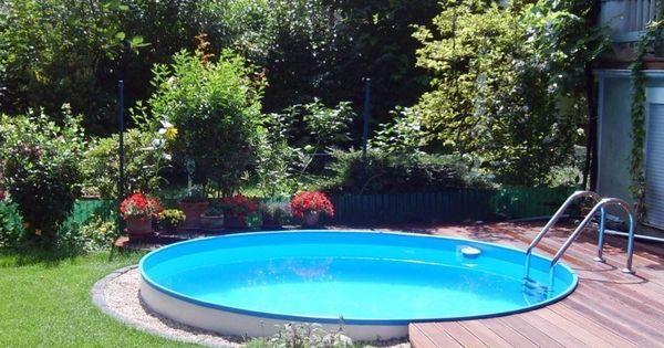 Entspannte sommertage am wasser mit dem eigenen pool for Obi easy pool