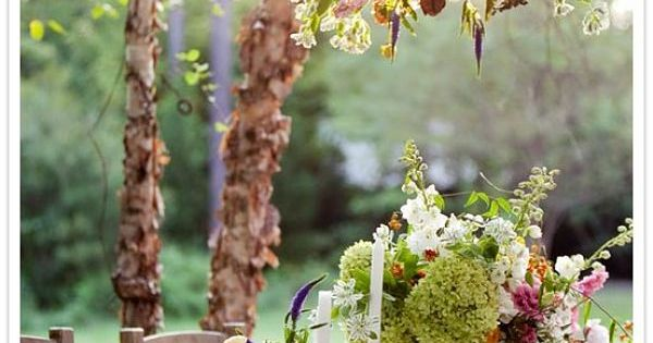Enchanting Bridal Shower Garden Party