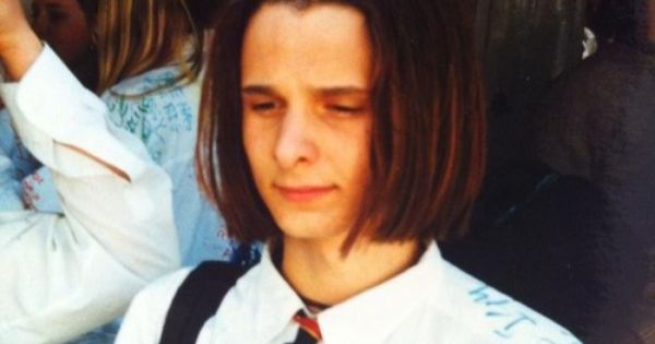 young matt bellamy you need a haircut the killers
