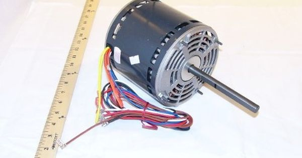 51 18828 11 Rheem Ruud 1 2 Hp 120v 1075 Rpm 3 Speed Frame 48 Blower Motor Replacement Original I Electric Motor For Bicycle Electric Motor For Car Motor