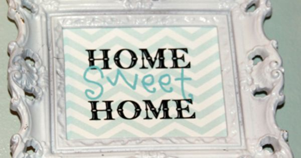 Dozens of FREE Printable Decor A doesn't get any easier or cheaper
