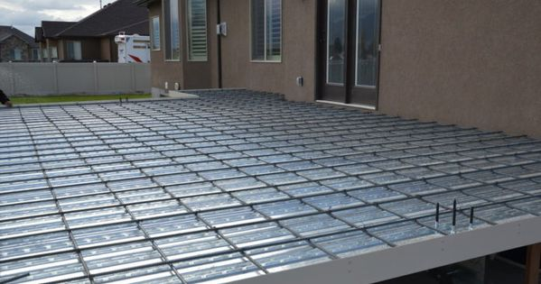 Lightweight Concrete Things You Need To Know Concrete Deck Roofing Concrete Patio