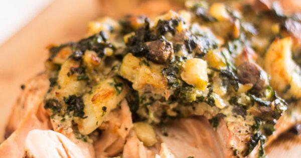 Whole Foods Crab Stuffed Salmon Recipe