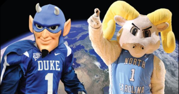 Who Will Be Watching The Unc Vs Duke Match Up On Espn 7 00 P M Which Team Will You Be Cheering On Rah Rah Caroli Duke Vs Duke Unc Duke Vs North Carolina