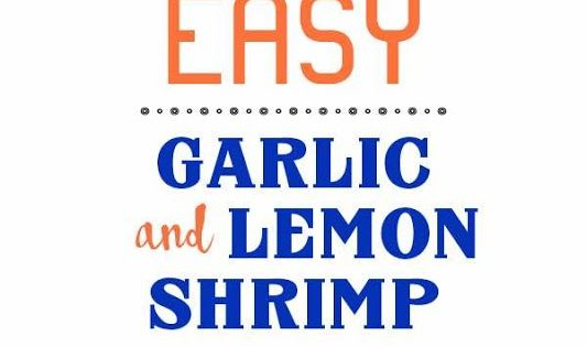 Easy Low-Carb Garlic and Lemon Shrimp | South Beach Diet, Shrimp and ...