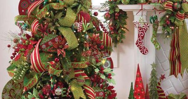 Elegant Christmas Decorations | Elegant Christmas Tree Decorations Elegant christmas tree ideas