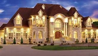 Big Mansions I Would Like To Have One For My Dream House Or As My