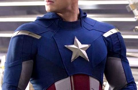 I think Captain America is my new favorite super hero