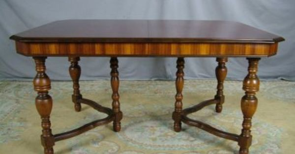 Thomasville Dining Room Furniture On Antique 30s Gothic